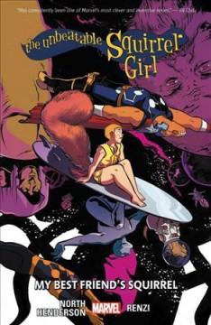 The Unbeatable Squirrel Girl cover image