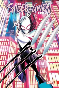 Spider-Gwen. Vol. 3 cover image