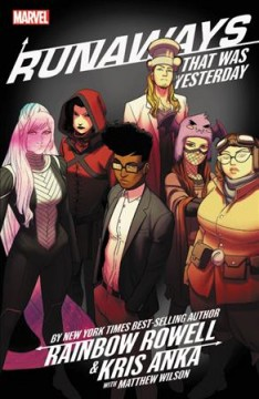 Runaways. 3, That was yesterday cover image