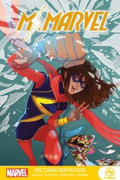 Ms. Marvel. Metamorphosis cover image