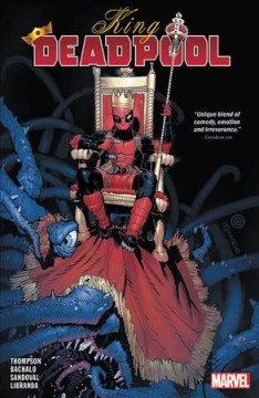 King Deadpool. Vol. 1 cover image