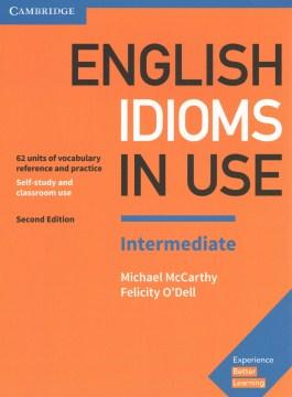 English idioms in use. Intermediate cover image