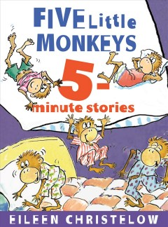 Five little monkeys 5-minute stories cover image