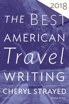 The best American travel writing 2018 cover image