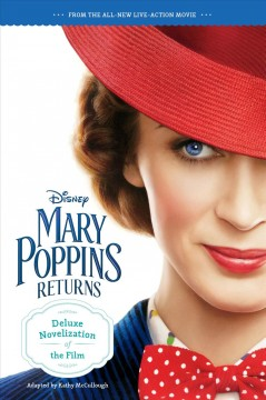 Mary Poppins returns cover image