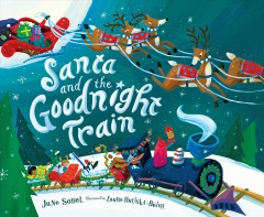 Santa and the Goodnight Train cover image