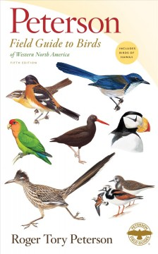 Peterson field guide to birds of western North America cover image