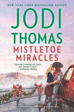 Mistletoe miracles cover image