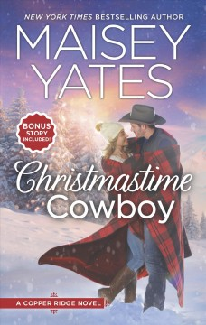 Christmastime cowboy cover image