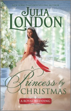 A princess by Christmas cover image