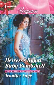 Heiress's royal baby bombshell cover image