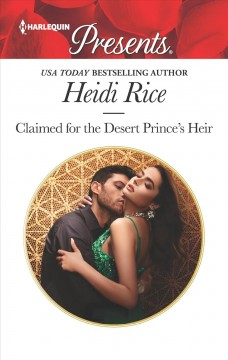 Claimed for the desert prince's heir cover image