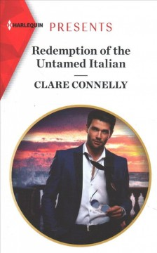 Redemption of the untamed Italian cover image