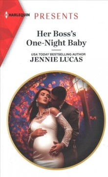Her boss's one-night baby cover image