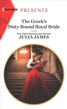 The Greek's duty-bound royal bride cover image
