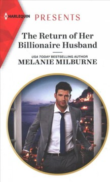 The return of her billionaire husband cover image