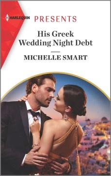 His Greek wedding night debt cover image