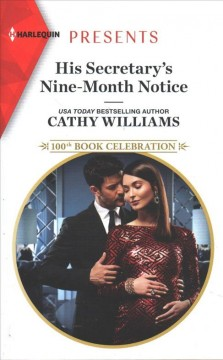 His Secretary's Nine-Month Notice cover image