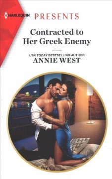 Contracted to her Greek enemy cover image