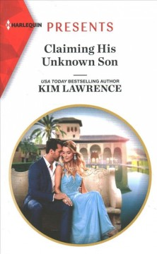 Claiming his unknown son cover image
