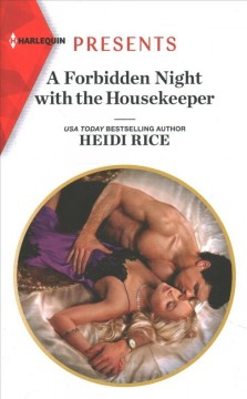 A forbidden night with the housekeeper cover image