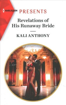 Revelations of his runaway bride cover image