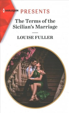 The terms of the Sicilian's marriage cover image