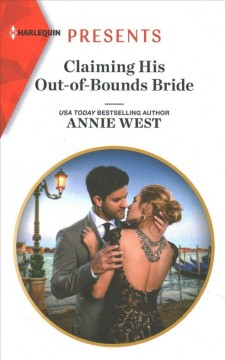 Claiming his out-of-bounds bride cover image
