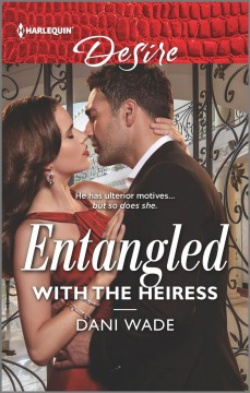 Entangled with the heiress cover image