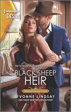 Black sheep heir cover image