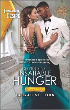 Insatiable hunger cover image