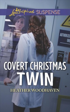 Covert Christmas twin cover image