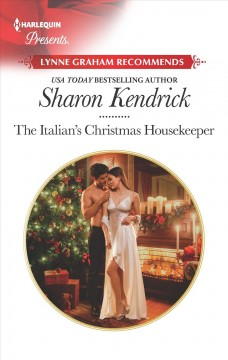 The Italian's Christmas housekeeper cover image