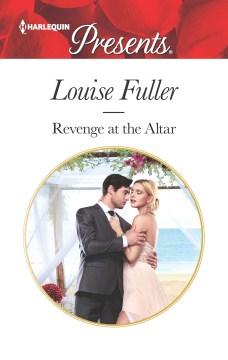 Revenge at the altar cover image