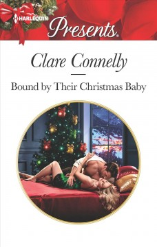 Bound by their Christmas baby cover image