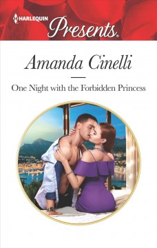 One night with the forbidden princess cover image