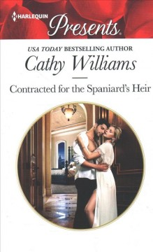 Contracted for the Spaniard's heir cover image