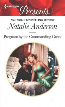 Pregnant by the commanding Greek cover image