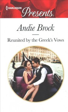 Reunited by the Greek's vows cover image
