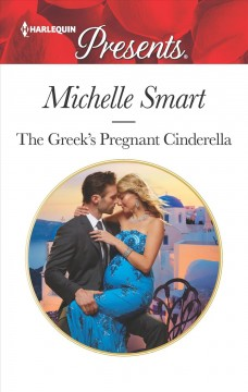 The Greek's pregnant Cinderella cover image