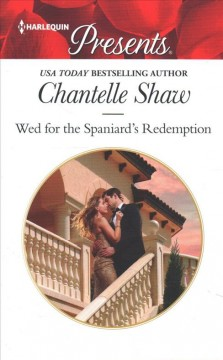 Wed for the Spaniard's redemption cover image
