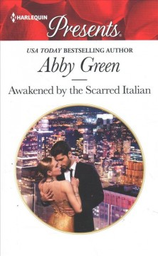 Awakened by the scarred Italian cover image