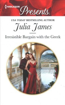 Irresistible bargain with the Greek cover image