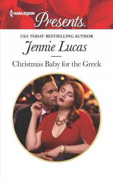 Christmas baby for the Greek cover image