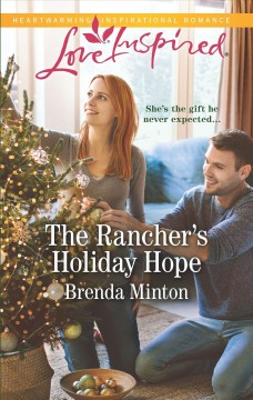 The rancher's holiday hope cover image