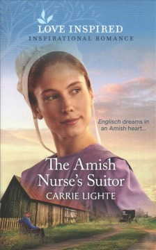 The Amish nurse's suitor cover image