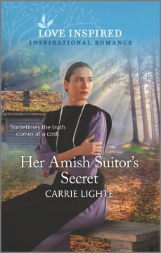 Her Amish suitor's secret cover image
