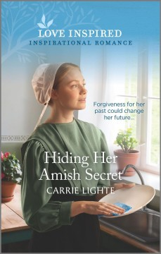 Hiding her Amish secret cover image