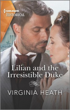 Lillian and the irresistible duke cover image