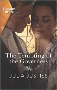 The tempting of the governess cover image